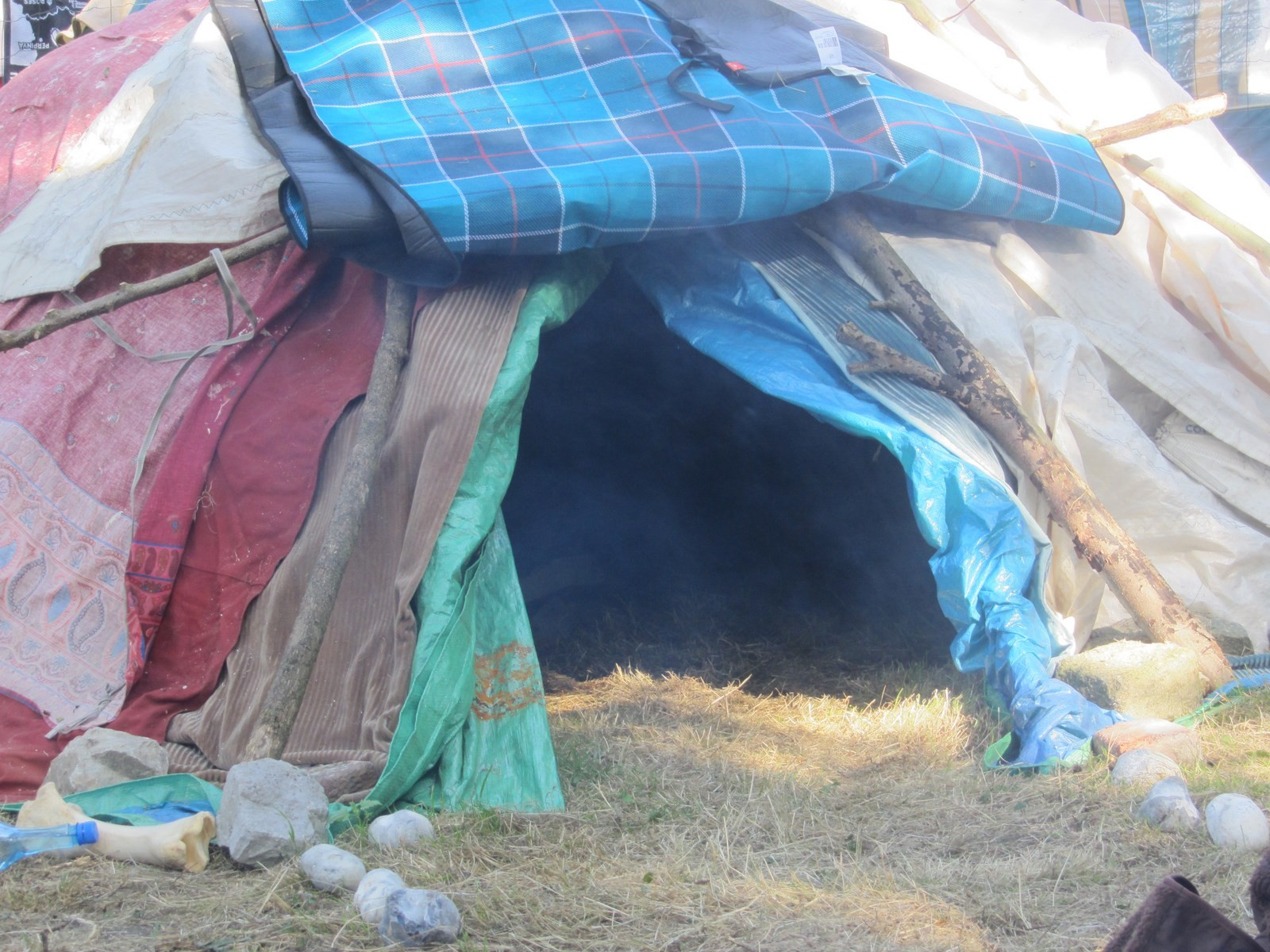 hutte nordic chaman camp